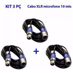 cabos_de_microfone_kit_3_pc_xlr_canon_macho_femea_5_mts