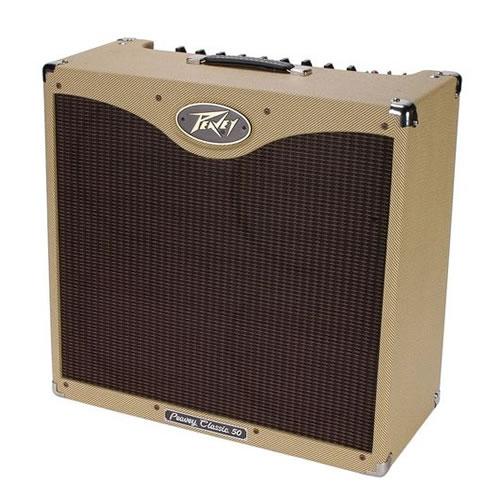 Amplificador Valvulado 50w Rms Peavey Classic 50