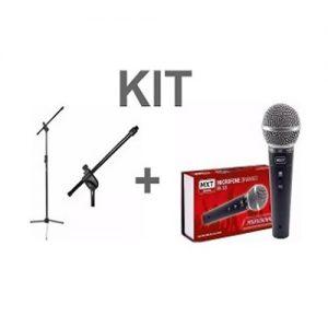 ask_tps_pedestal_suporte_microfone+microfone_mxt m-58