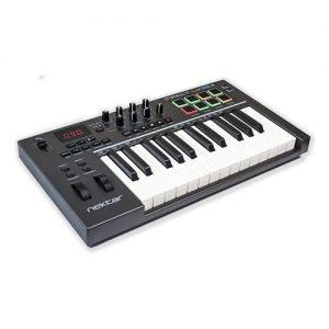 teclado controlador nektar impact lx 25+
