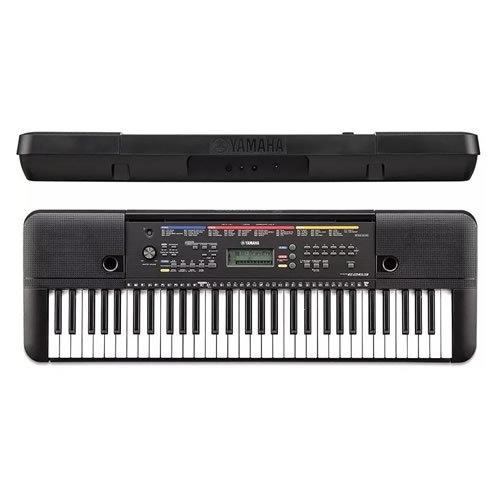 teclado estudante yamaha psr-e263 com fonte