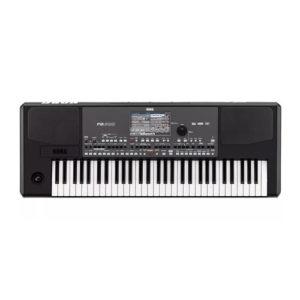Teclado Piano Korg Pa 600 Arranjador Com Nf
